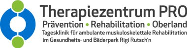 Logo Therapiezentrum PRO